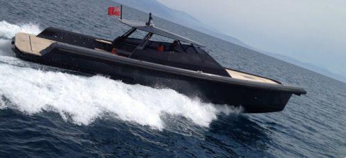Wally Power 47 / Tender olarak kullandığımız motorboat