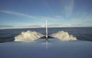 Cebelitarık'ı geçtikten sonra Atlantik
