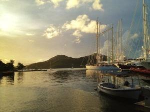 Antigua Marina